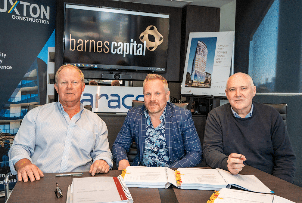 barnes capital team